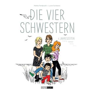 Die vier Schwestern - 4 Jahreszeiten