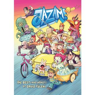 Jazam! The Best (and worst) of David Füleki
