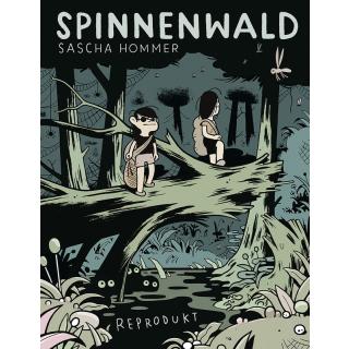 Spinnenwald