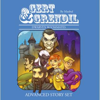 Gert & Grendil - Dwarven Roommates - Advanced Story Set