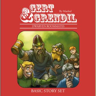 Gert & Grendil - Dwarven Roommates - Basic Story Set