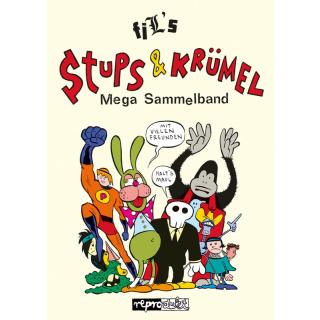 Stups und Krümel - Megasammelband