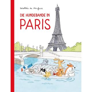 Die Hundebande in Paris