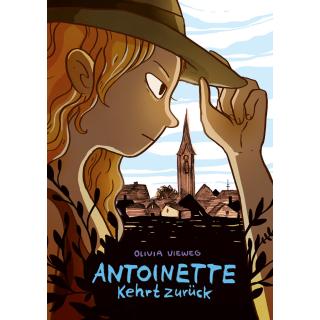 Antoinette kehrt zurück