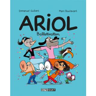 Ariol 10 - Ballettratten