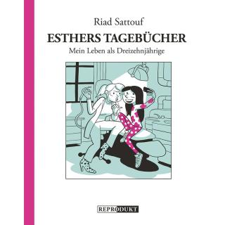 Esthers Tagebücher 4 - Mein Leben als Dreizehnjährige