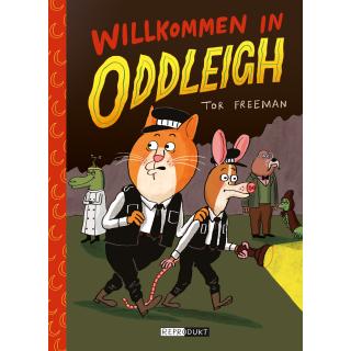 Willkommen in Oddleigh