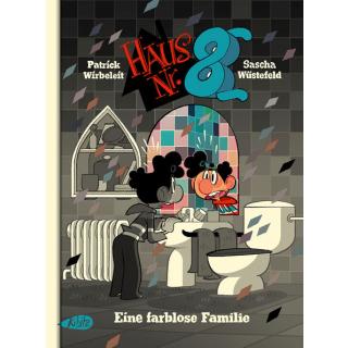 Haus Nr. 8: Eine farblose Familie