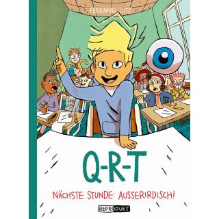 Q-R-T: Nächste Stunde Außerirdisch!