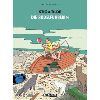 Stig & Tilde: Die Rudelführerin