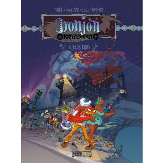Donjon Antipoden + 10.000: Rubeus Khan