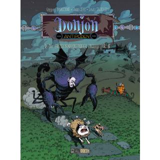 Donjon Antipoden -9.999 - Der größenwahnsinnige Inquisitor