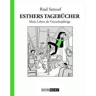 Esthers Tagebücher 5 - Mein Leben als Vierzehnjährige