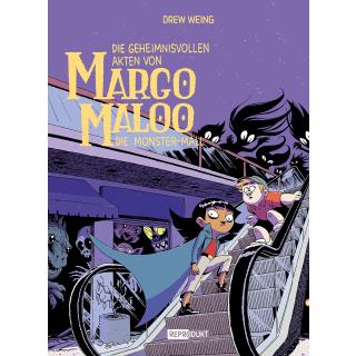 Die geheimnisvollen Akten von Margo Maloo 2 - Die Monster-Mall