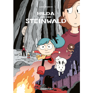 Hilda und der Steinwald Softcover