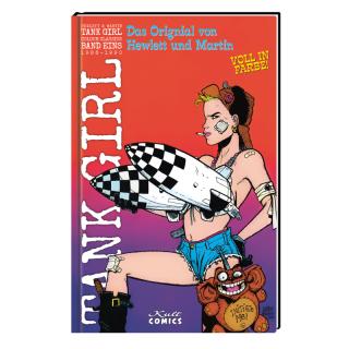 Tank Girl Colour Classics 1