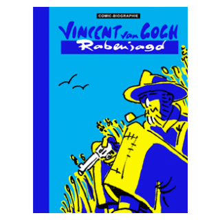 Comic Biographie 4 - Vincent van Gogh - Rabenjagd