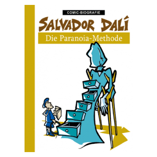 Comic Biographie 9 - Salvador Dali - Die Paranoia-Methode