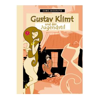 Comic Biographie 20 - Gustav Klimt und der Jugendstil