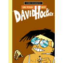Comic Biographie 21 - Am Pool mit David Hockney