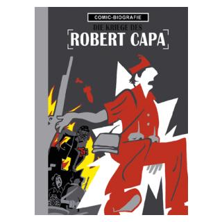Comic Biographie 23 - Die Kriege des Robert Capa