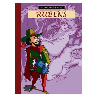 Comic Biographie 24 - Rubens
