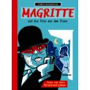 Comic Biographie 25 - Magritte und die Tote aus dem Fluss