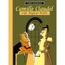 Comic Biographie 26 - Camille Claudel trifft Auguste Rodin