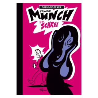 Comic Biographie 33 - Edvard Munch- Der Schrei