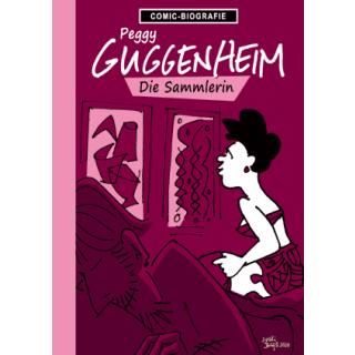 Comic Biographie 36 - Peggy Guggenheim - Die Sammlerin
