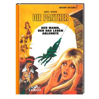 Die Panther VZA - Der Mann, der das Leben ablehnte