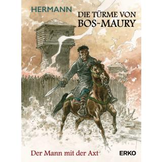 Die Türme von Bos-Maury 9b - Der Mann mit der Axt