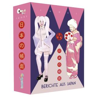 Berichte aus Japan - 3 Bände im Schuber