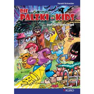 Die PALZKI-KIDS … auf Geisterjagd