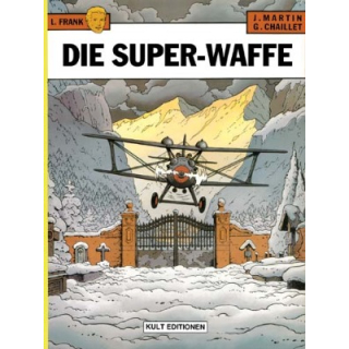 L. Frank  8: Die Superwaffe