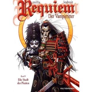 Requiem 9 - Die Stadt der Piraten