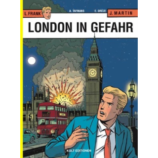 L. Frank 19: London in Gefahr