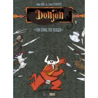 Donjon Zenit 2 - Der König der Krieger