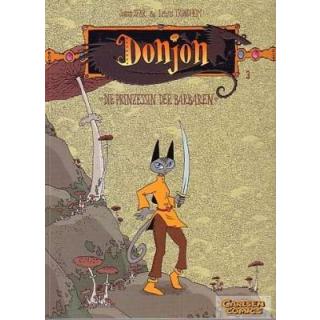 Donjon Zenit 3 - Die Prinzessin der Barbaren