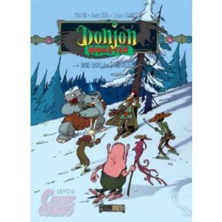 Donjon Monster 1 - Hans-Hans der Schreckliche