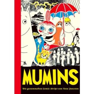 Mumins 1 (weinrot)