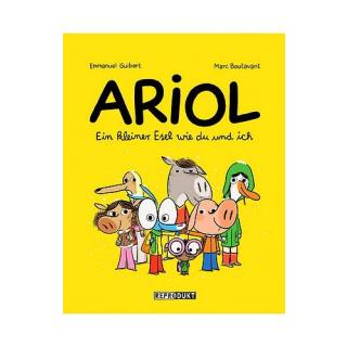 Ariol 1 - Ein kleiner Esel wie du und ich