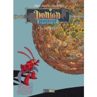 Donjon Monster 3 - Die Hauptkarte