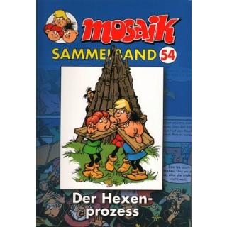 Mosaik Sammelband 54 - Der Hexenprozess