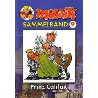 Mosaik Sammelband 9 - Prinz Califax