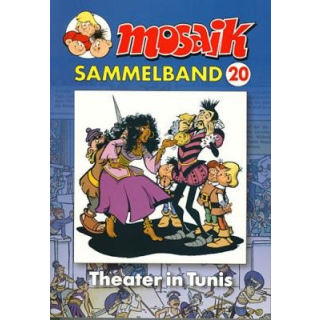 Mosaik Sammelband 20 - Theater in Tunis