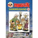 Mosaik Sammelband 25 - Detektivgeschichten