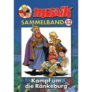 Mosaik Sammelband 52 - Kampf um die Ränkeburg