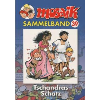 Mosaik Sammelband 39 - Tschandras Schatz