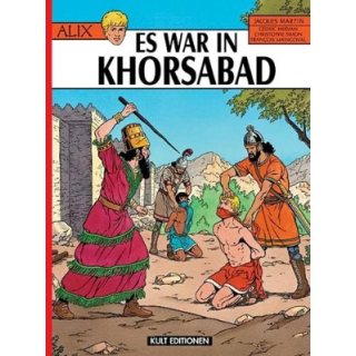 Alix 25 - Es war in Khorsabad
